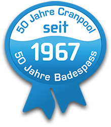 50 Jahre Cranpool