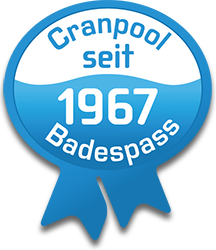 Cranpool - Badespass seit 1967