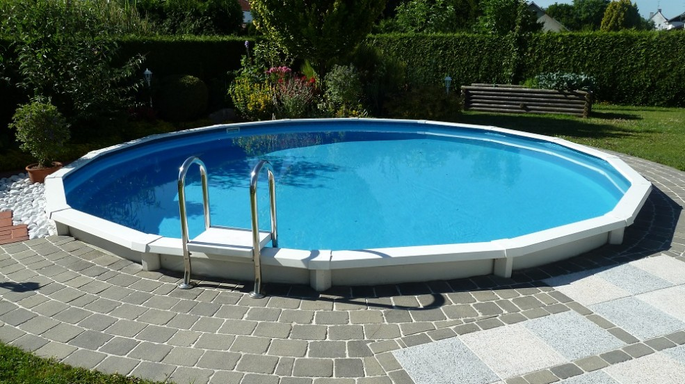 Stahlwand swimmingpool royal qualitativ hochwertigste for Stahlwandbecken oval