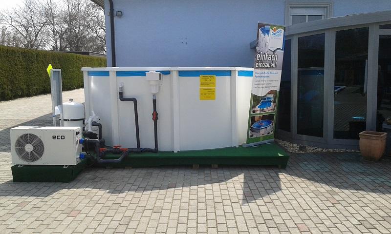 Hausmesse Cranpool Partner Kornfehl in Zemendorf.