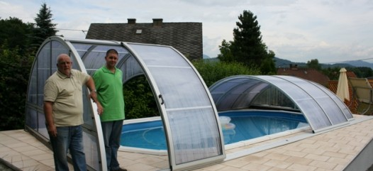 Das Bild zeigt die Cranpool Partner Klagenfurt.