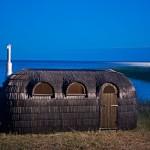 Cranpool Iglu Sauna Dreiraum mit Wasch- und Vorraum.