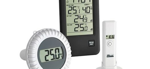Funkthermometer für Ihr Swimmingpool