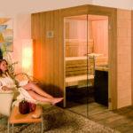 Sauna - Erholung und Wohlbehagen