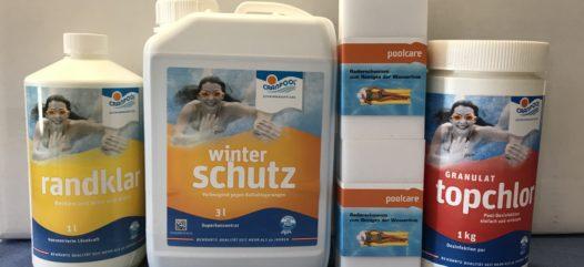 Winterpaket für Ihren Pool