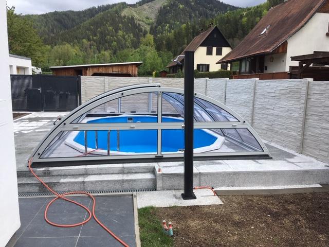 Poolprojekt - Cranpool - Fam. Dopplehofer