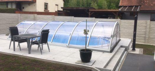 Poolprojekt - Cranpool - Fam. Doppelhofer