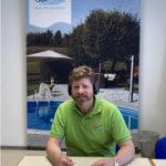Mag. Wolfgang Grabner, Geschäftsführer von Cranpool Bade und Saunspass