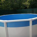 Cranpool Swimmingpool vom Typ Riva